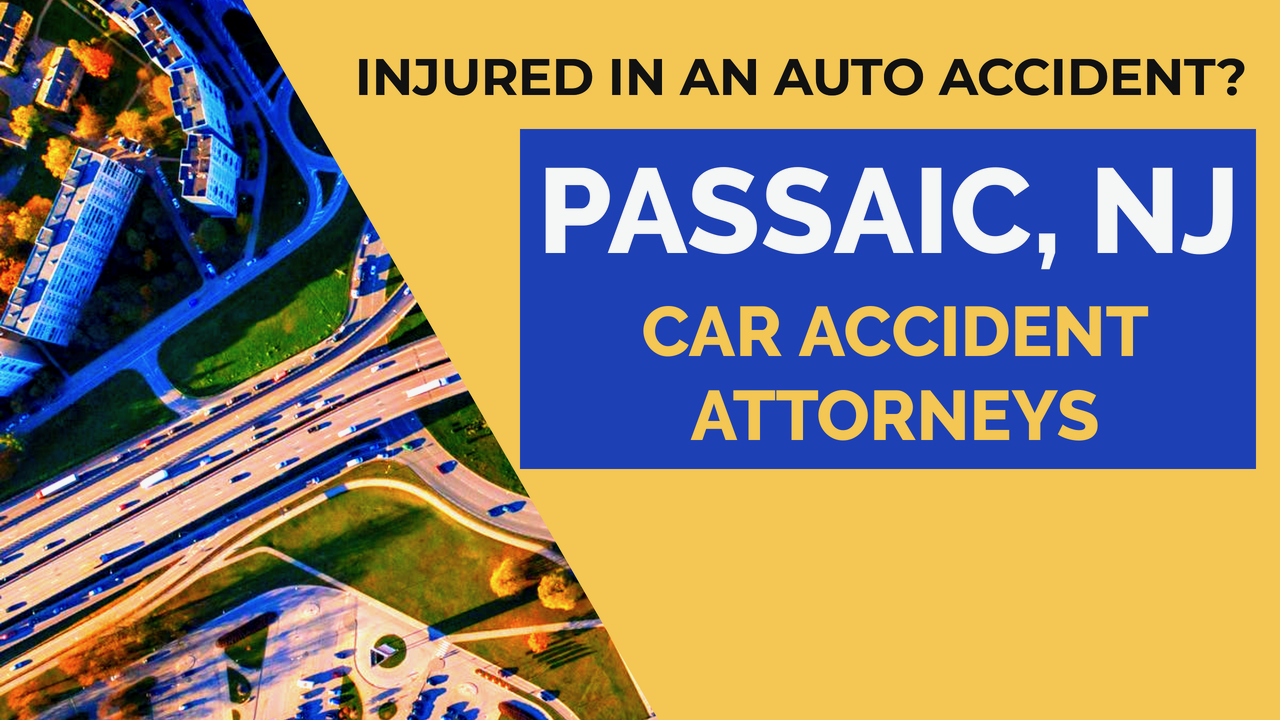 Passaic Auto Accident Attorney 24