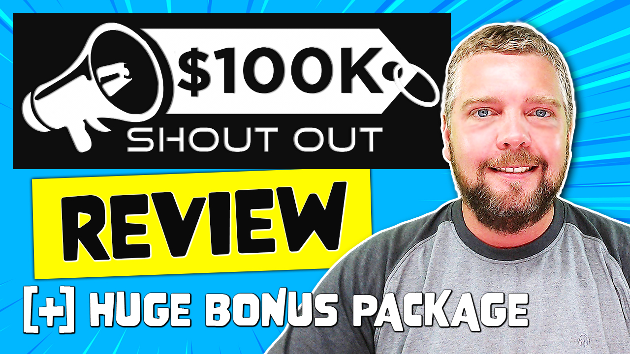 $100K Shout Out Review 1