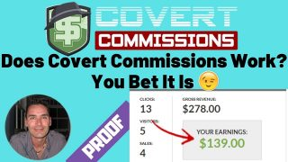 Covert Commissions Review 9