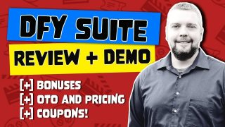 DFY Suite Review + Tutorial and Bonuses 2