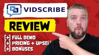 VidScribe AI Review and Ranking Proof 4